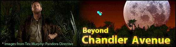 Beyond Chandler Avenue